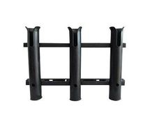 KA5-3B Three Pole Deck Mount Rod Holder